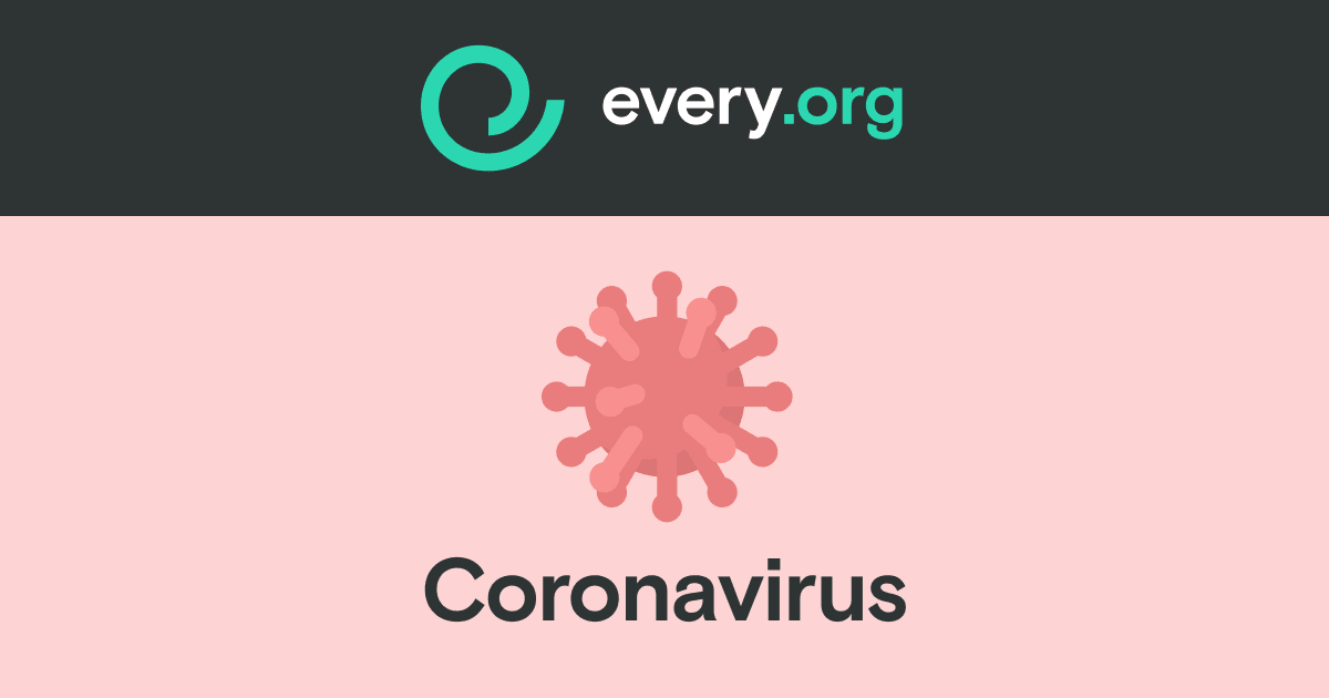 Fight coronavirus with philanthropy