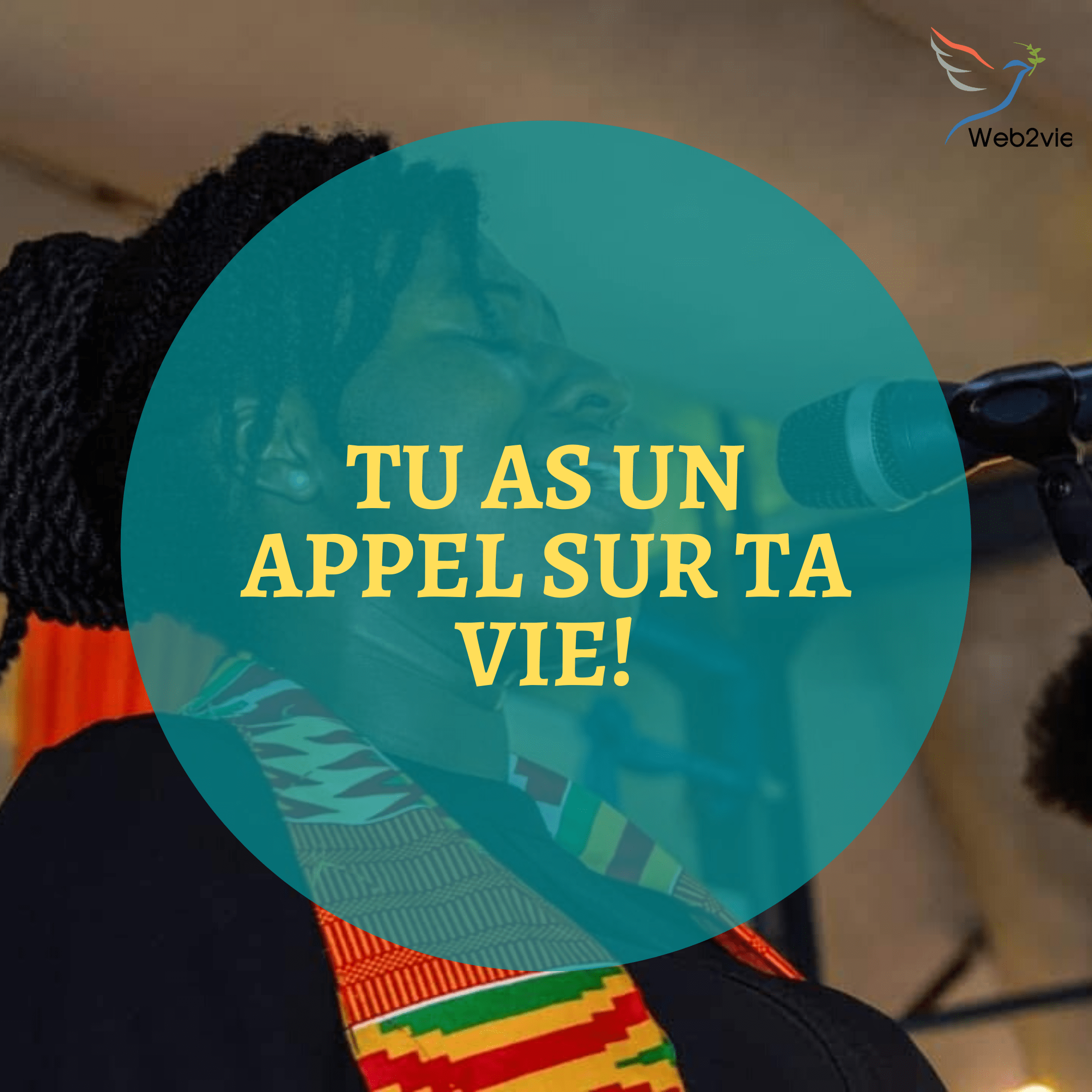 Tu as un appel sur ta vie!