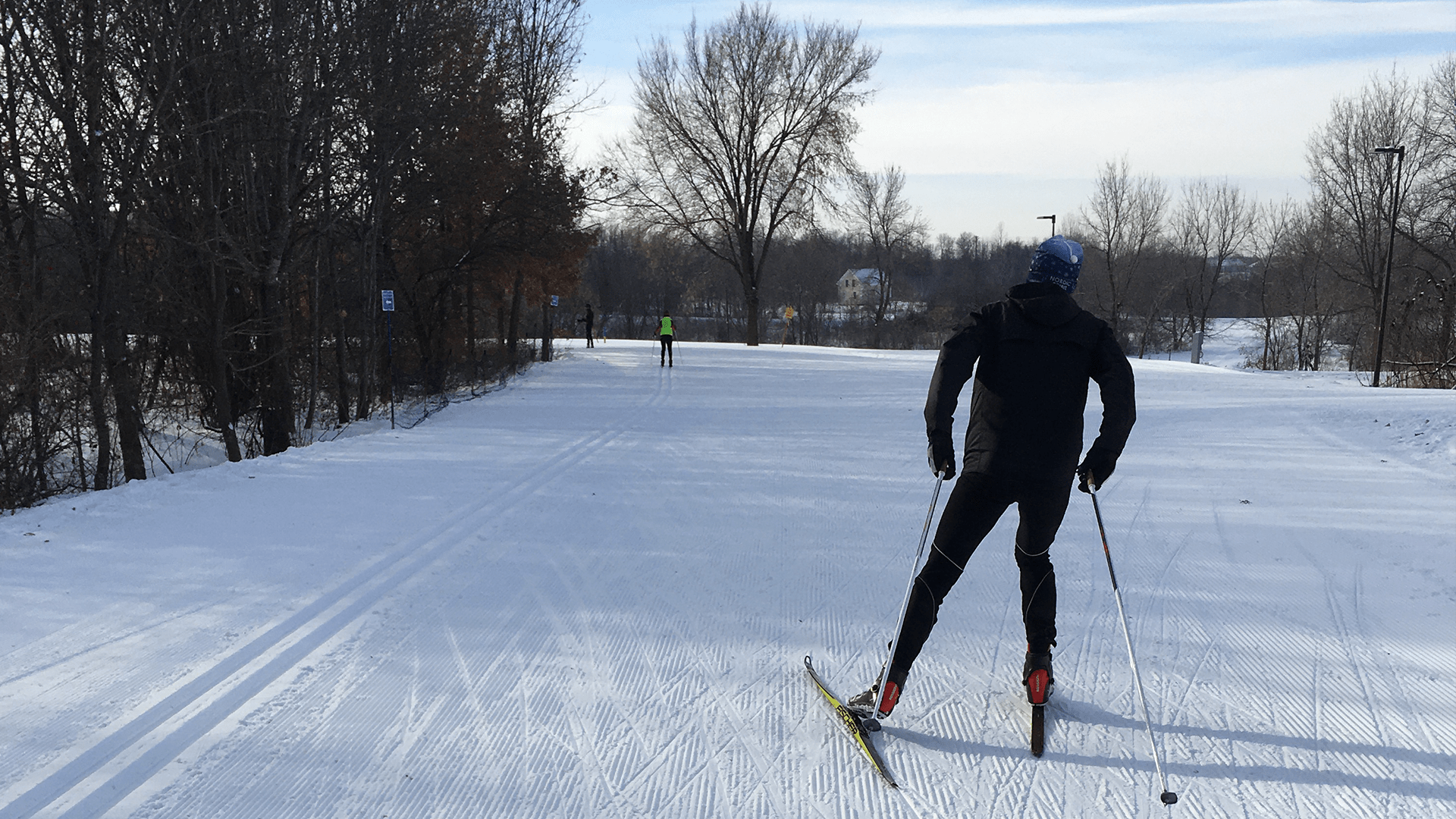 The Ultimate Guide to Elm Creek Park Reserve's Cross Country Skiing