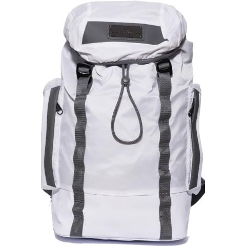 2ce5656f871 adidas by Stella McCartney  Weekender Backpack - White Granite Gun Metal   Influence  U