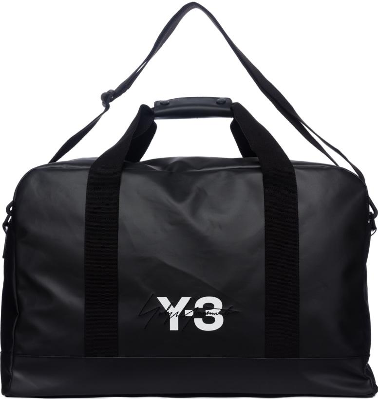 4a3072362114 Y-3  Weekender Bag - Black
