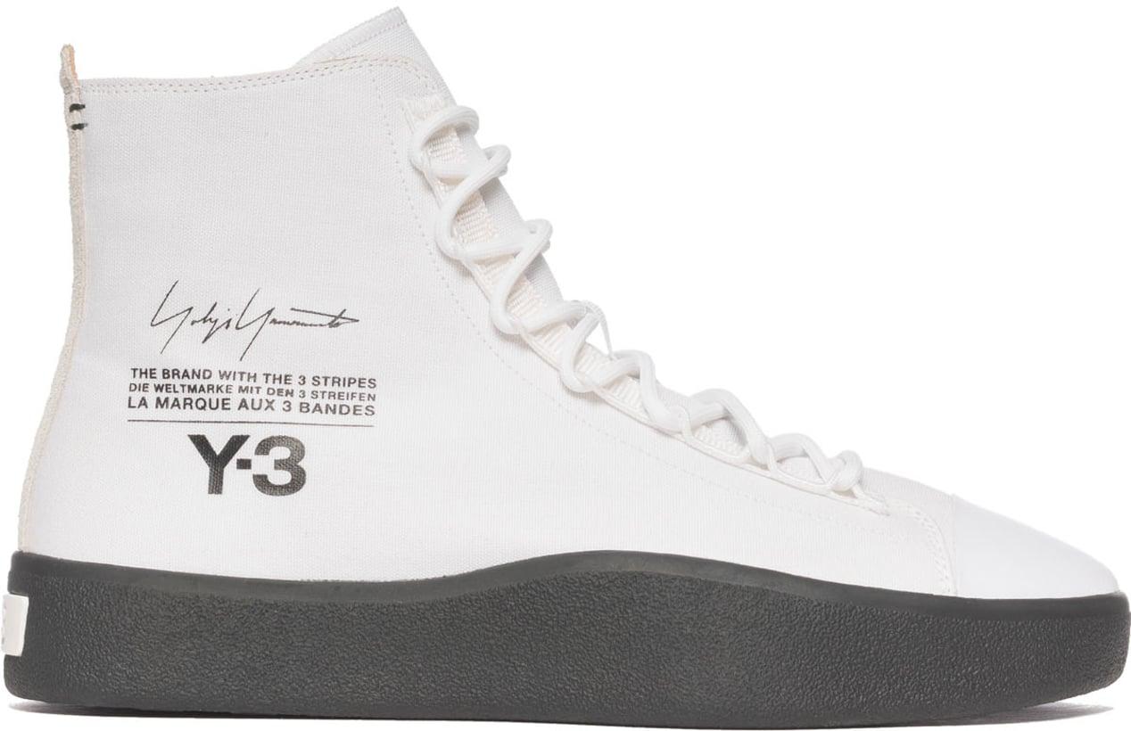 2e9c6fd6d Y-3  Bashyo - Footwear White Core Black Core Black