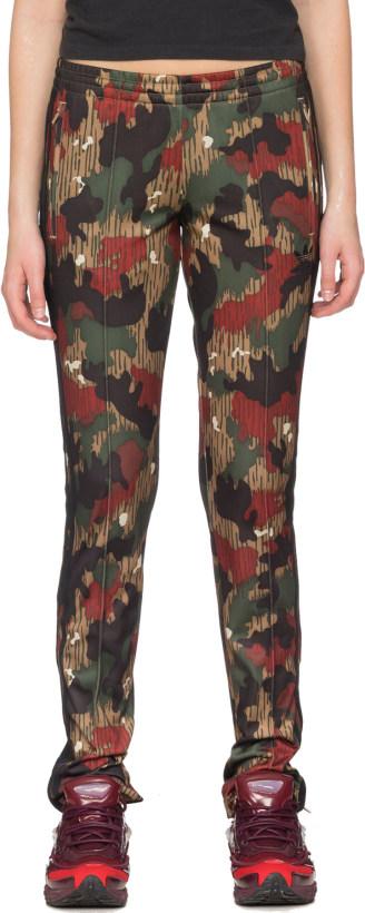 e00fdc39954 adidas Originals  Pharrell Williams Hu Hiking Camo Pant - Multi Camo ...
