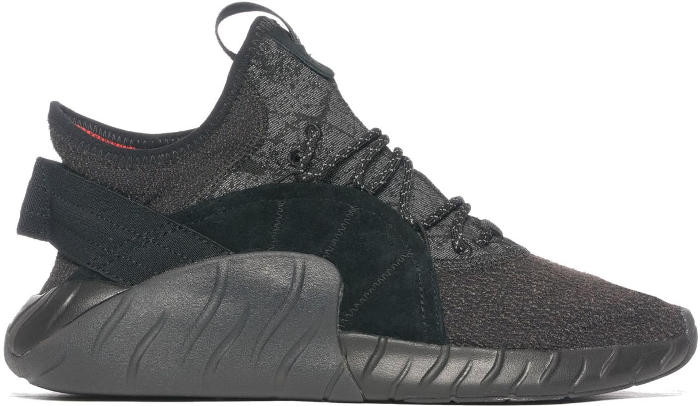 outlet store 9f865 160e6 adidas Originals - Tubular Rise - Black/Black