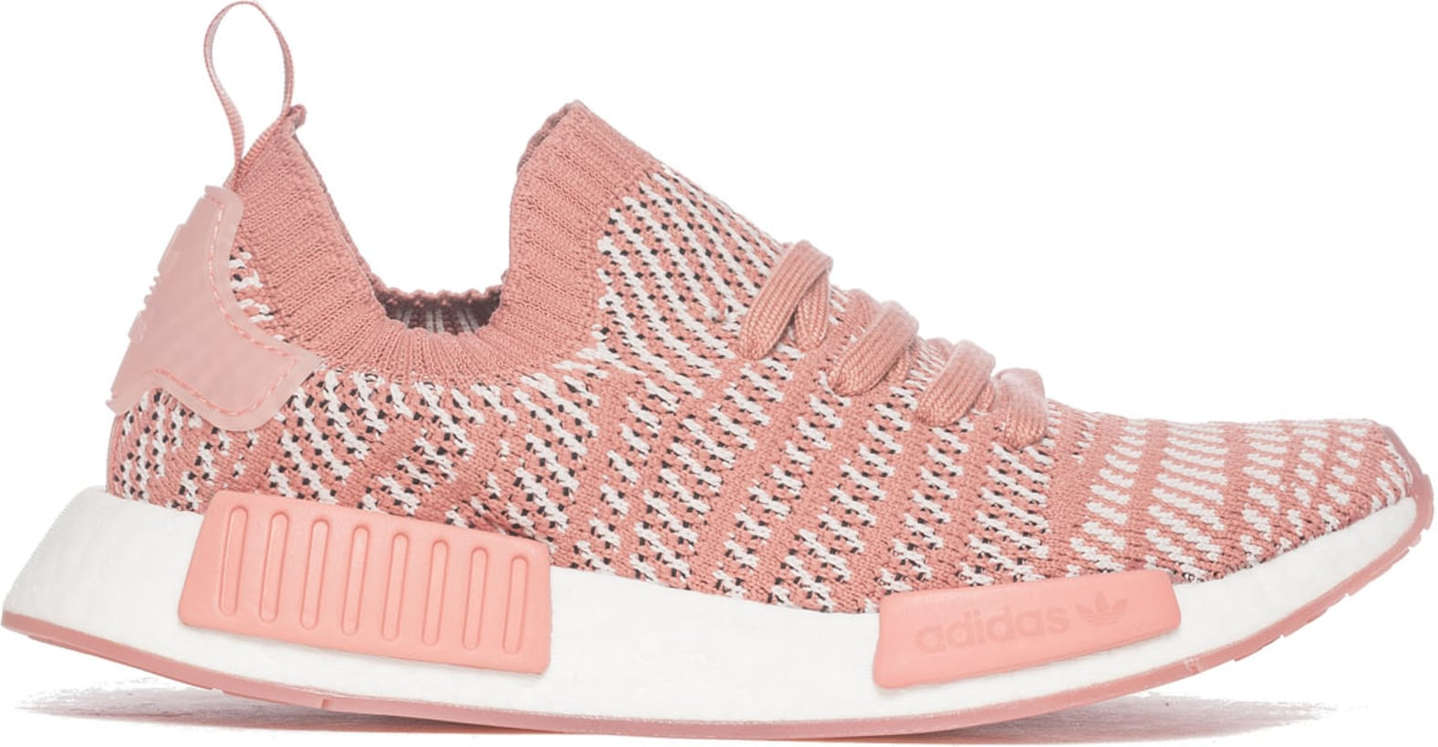 6e2fe85a5 adidas Originals  NMD R1 STLT Primeknit - Ash Pink Orchid Tint White ...