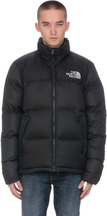 4989d7650100 the North Face  Novelty Nuptse Jacket - Black