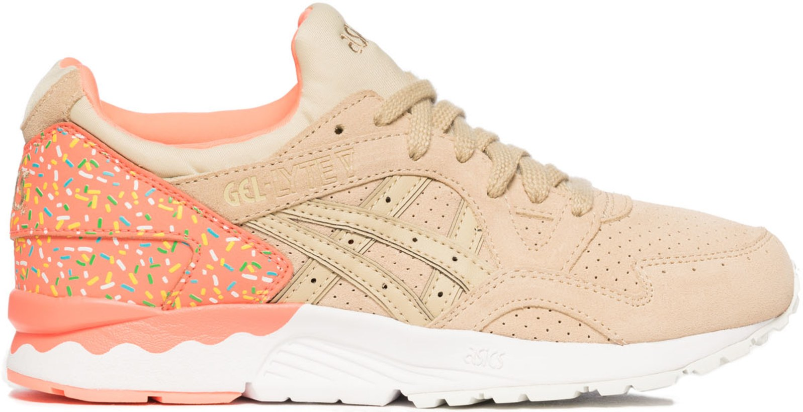 the best attitude b25c3 6ee37 ASICS - Gel-Lyte V - Taos Taupe/Taos Taupe