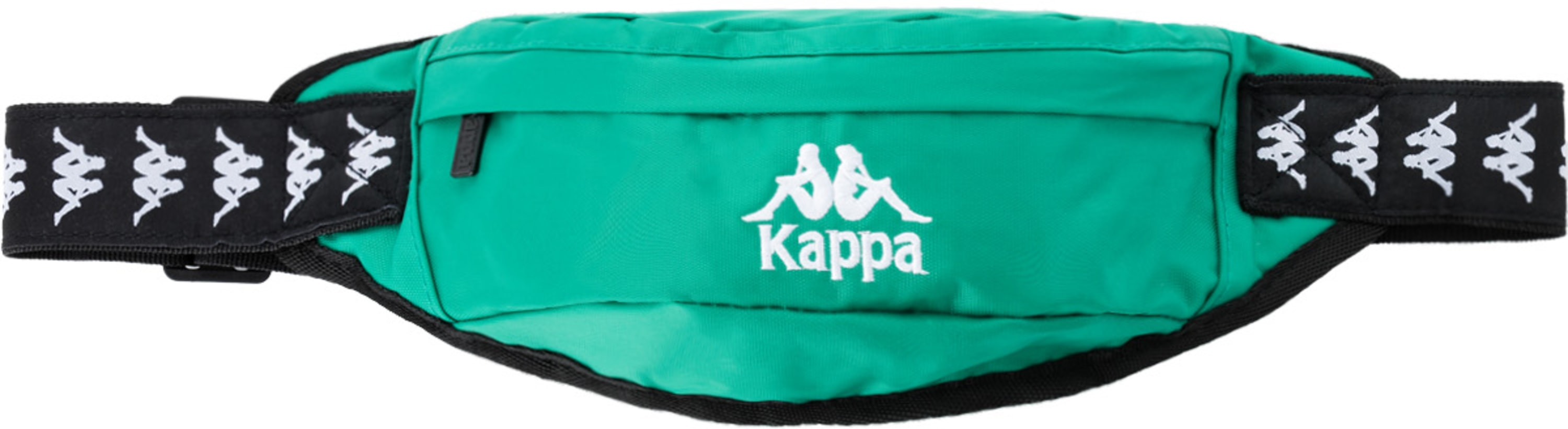 2e37eb6630 Kappa - 222 Banda Authentic Anais Waist Pouch - Green/Black/White