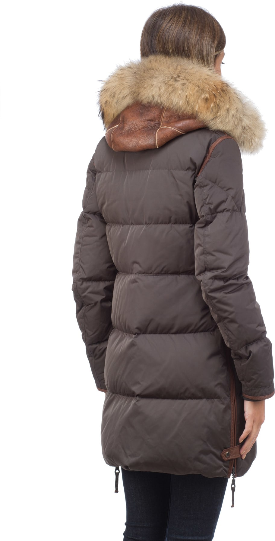 ... shop women parajumpers long bear special edition parka bush