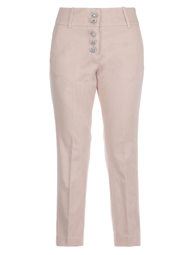 Fairey trousers - Pink & Purple Dondup C9yQJITq3x