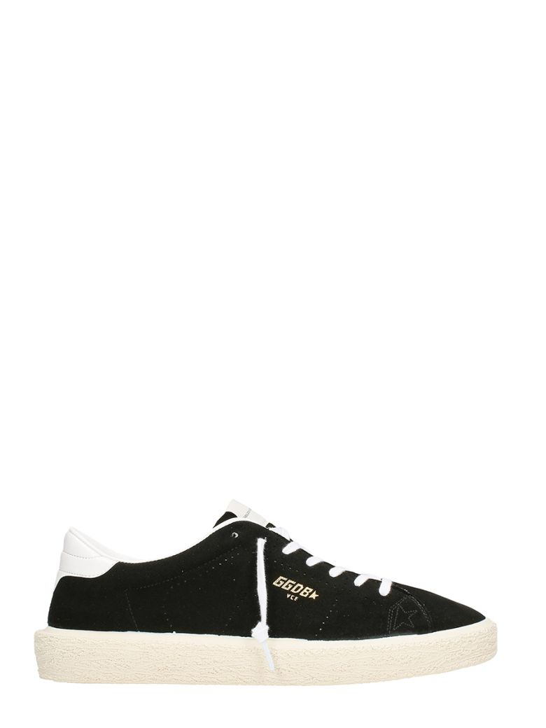 suede sneakers - Black Golden Goose Ek7ghrbUA