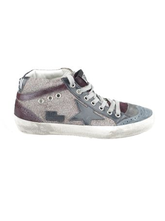 Golden Goose Sneakers Mid Star
