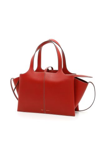 Tri-fold Bag