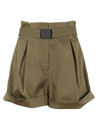 N.21 Buckled Shorts