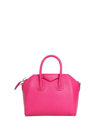 Givenchy Antigona Mini Leather Bag