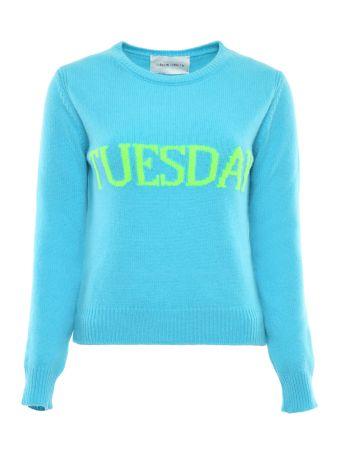 Tuesday Intarsia Pull