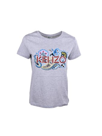 Kenzo Straight Fitted T-shirt