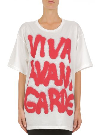 Jeremy Scott 20th Anniversary Oversize Tshirt