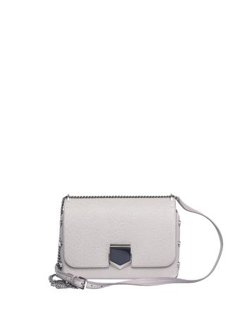 Lockett City Grey Shoulder Bag