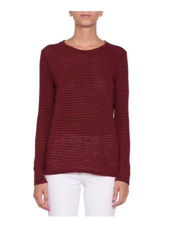 Isabel Marant Etoile Aaron Linen And Cotton T-shirt