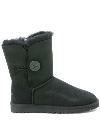 Stivale Ugg Bailey Button Nero