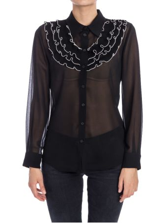 Boutique Moschino Voile Blouse
