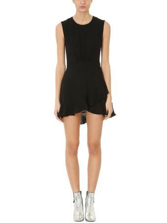 IRO Arcas Black Cr?pe Dress