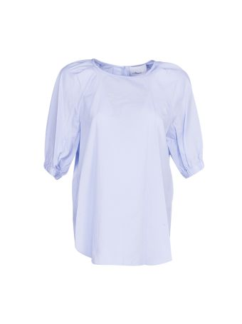 3.1 Phillip Lim Embellished Tailored Blouse