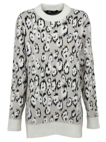 Proenza Schouler Patterned Sweater