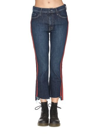Mother Speed Racer Jeans