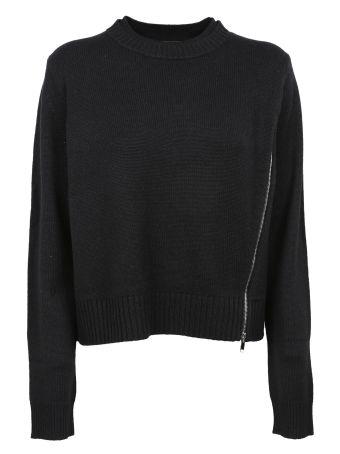 Proenza Schouler Side Zipped Sweater