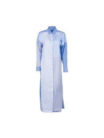 Each X Other Striped Shirt Dress
