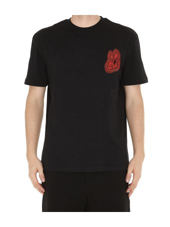Mcq Alexander Mcqueen Bunny Tshirt
