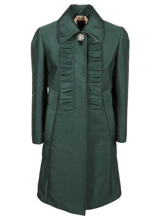 N.21 Frilled Coat