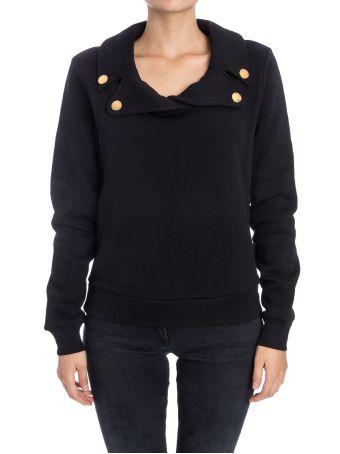 Boutique Moschino Cotton Sweatshirt