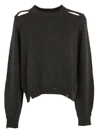 Isabel Marant Distressed Sweatshirt