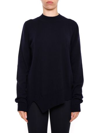 Asymmetric Cashmere Pull