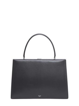 Celine 'clasp' Medium Handbag