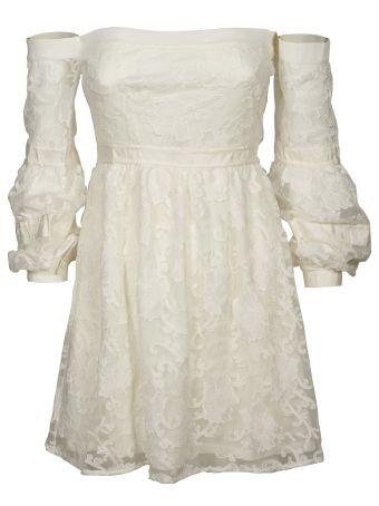 For Love & Lemons Off Shoulder Dress