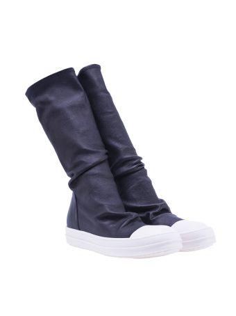 Rick Owens Sock Hi-top Boots
