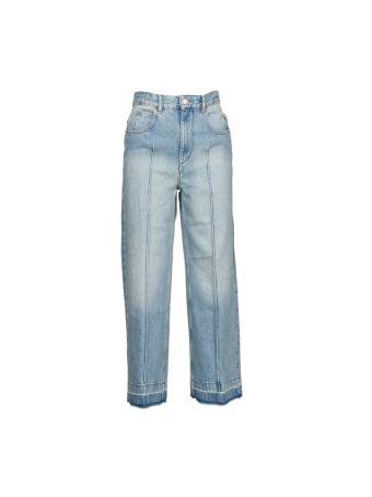 Isabel Marant Etoile Cabrio Jeans