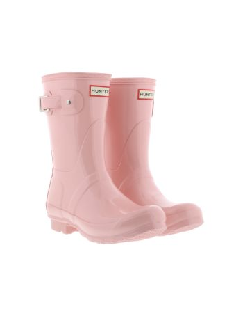 Hunter Short Gloss Boots