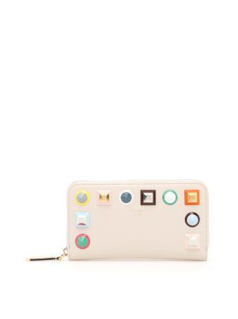 Rainbow Zip-around Wallet
