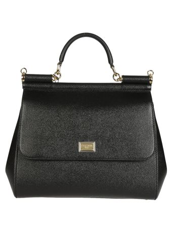 Dolce & Gabbana Large Sicily Tote