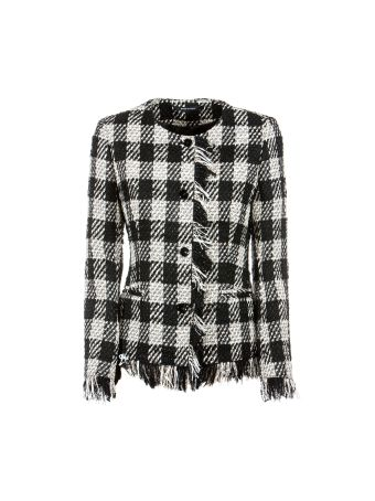 Tagliatore Checkered Sweater