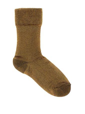 Isabel Marant Etoile Vicka Lurex Socks