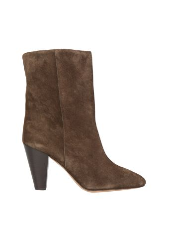 Isabel Marant Darilay Leather Boots