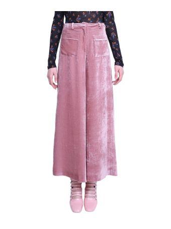 Vivetta Berna Velvet Trousers