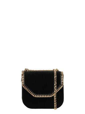 Stella McCartney Falabella Velvet Cross-body Bag