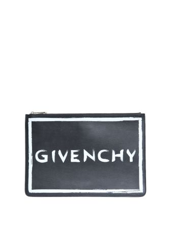 Givenchy Iconic Leather Pouch